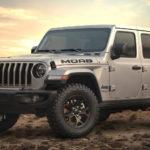 ジープ「新型  Wrangler Moab Limited Edition 2018」公式デザイン画像集!