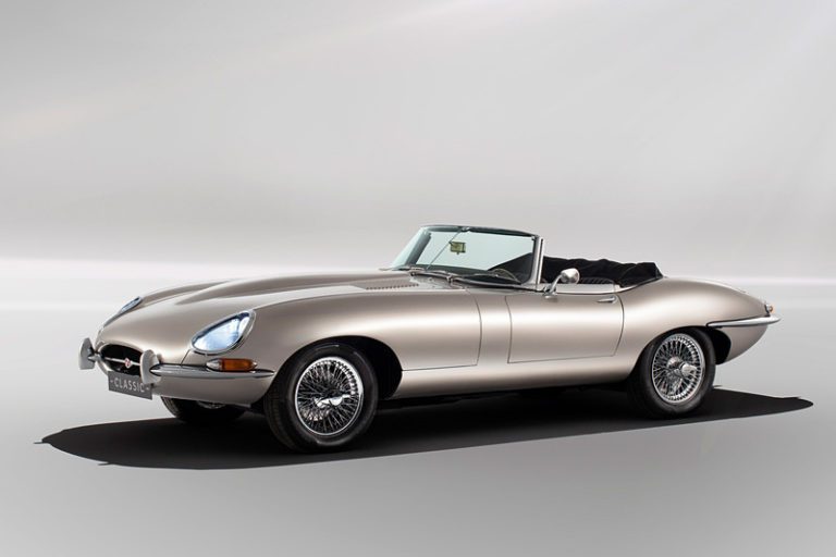 Jaguar「新型 E-TYPE ZERO」を2020年市販化へ:公式デザイン画像集! - NEWCAR-DESIGN
