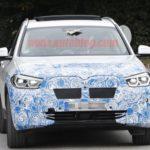 BMW 「ix3 spy photos」公式デザイン画像集!