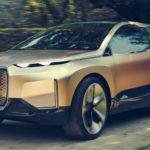 BMW 「新型 Vision iNEXT Concept 2018」公式デザイン画像集!