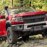 シボレー「新型 Colorado ZR2 Bison 2019」公式デザイン画像集!