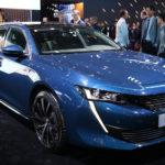 プジョー「新型 508 SW Allure 2019」実車デザイン画像集!