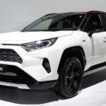 トヨタ「新型 RAV4 Hybrid 2019」実車デザイン画像集!