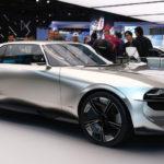 プジョー「新型 e-Legend Concept」実車デザイン画像集!