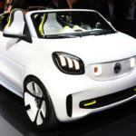 スマート「新型 Forease Concept」実車デザイン画像集!