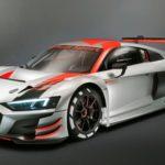 アウディ「新型 R8 LMS GT3 2019」公式デザイン画像集!