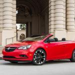 Buick「新型 Cascada 2019」発表;公式デザイン画像集!