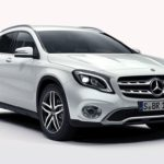 Mercedes「新型 GLA 220 4MATIC Off-Road Edition」日本発売!