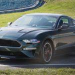 フォード「新型 Mustang Bullitt 2019」公式デザイン画像集!