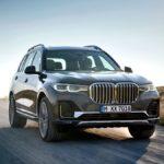 BMW「新型X7」3列SUVミニバンを初公開;公式デザイン画像集!