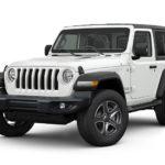 """Jeep「新型ラングラー」2ドア""""Sport""""は受注生産で日本発売;公式デザイン画像集!"""