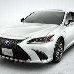 LEXUS「新型 ES」発表:世界初デジタルアウターミラー採用で価格580万円〜!