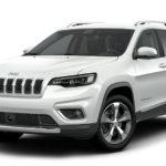 Jeep「新型チェロキー」を10/20に日本発売;特別限定モデルも!