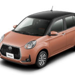 トヨタ「パッソ」がMCでデザイン変更;公式デザイン画像集!