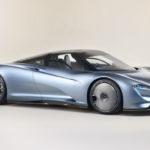 マクラーレン「新型 Speedtail」公式デザイン画像集!