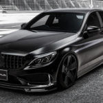 Mercedes「新型 C-Class」WALDモデルがカッコイイ!