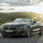 BMW 「新型 8 Series Convertible 2019 」公式デザイン画像集!