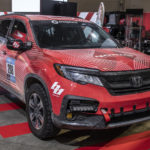 Honda Pilot Rebelle Rally 2019: SEMA 2018