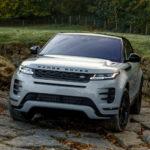Land Rover 「新型 Range Rover Evoque 2020」公式デザイン画像集!