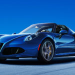 AlfaRomeo「4C」に2つの特別限定モデルを発売!注目はイタリアカラー!