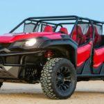 ホンダ「新型 Rugged Open Air Vehicle Concept 2018」は究極のオフローダー!