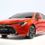 トヨタ「新型カローラ・レビン」発表;日本発売予定のスポーティセダン!