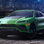 ランボルギーニ「新型 Urus ST-X Concept 2018」公式デザイン画像集!