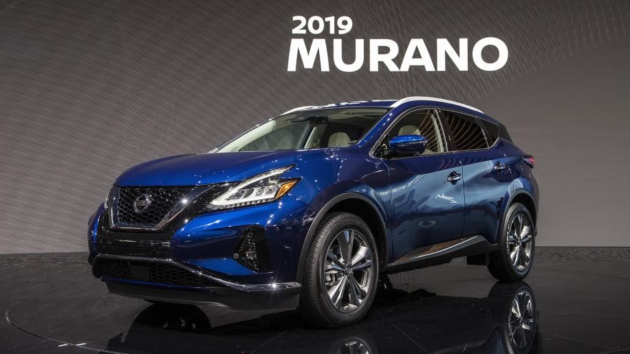 日産「新型ムラーノ 2019」公式デザイン画像集! - NEWCAR-DESIGN