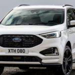 フォード「新型 Edge [EU] 2019」公式デザイン画像集!
