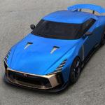 日産「GT-R50 by Italdesign」市販モデル:公式デザイン画像集!
