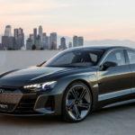 アウディ「新型 E-Tron GT Concept」公式デザイン画像集!