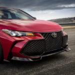 トヨタ「新型 アバロンTRD 2020」発表:日本導入もあり?