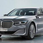 BMW 「新型 7-Series 2020」公式デザイン画像集!