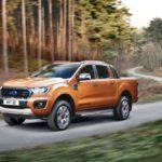 フォード「新型 Ranger Wildtrak 2020」公式デザイン画像集!