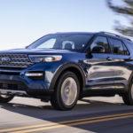 フォード「新型 Explorer 2020」公式デザイン画像集!