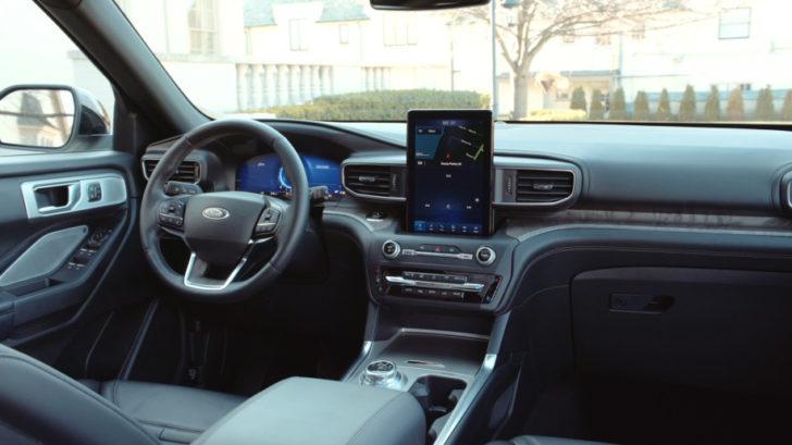 フォード「新型 Explorer 2020」公式デザイン画像集! - NEWCAR-DESIGN