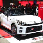 【衝撃】トヨタが「コペンGR」発表!市販化を予定したコンセプトモデル
