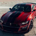 フォード「新型 Mustang Shelby GT500 2020」公式デザイン画像集!