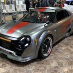 ホンダ「S660 ネオクラシック RACER」実車がやっぱりカッコいい!