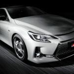 トヨタ「マークX GRMN」復活発売は350台限定で価格は513万円!