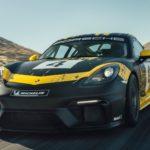 ポルシェ「新型 718 Cayman GT4 Clubsport 2019」公式デザイン画像集!