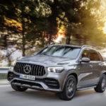 Mercedes-AMG 「新型 GLE 53 2020」公式デザイン画像集!