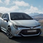 トヨタ「新型 Corolla Touring Sports 2019」公式デザイン画像集!