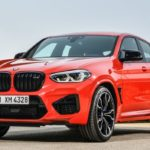 BMW 「新型 X4 M Competition 2020」公式デザイン画像集!