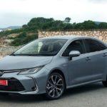 トヨタ「新型 Corolla Sedan [EU] 2019」公式デザイン画像集!