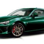 トヨタ「86」に特別仕様車「GT British Green Limited」を期間限定発売!