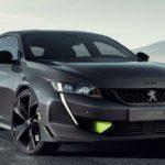 プジョー「新型 508 Sport Engineered Concept 2019」公式デザイン画像集!