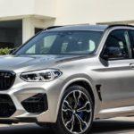 BMW 「新型 X3 M Competition 2020」公式デザイン画像集!