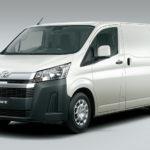 トヨタ「新型 ハイエース バン」をフィリピンで発表!日本は従来モデルを継続。