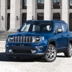 Jeep「新型レネゲード」日本発表:まずはLimitedが355万円で発売開始!